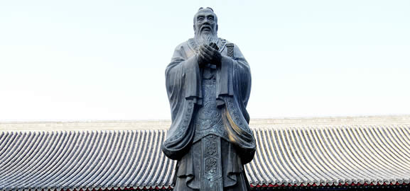 China and democracy - confucius